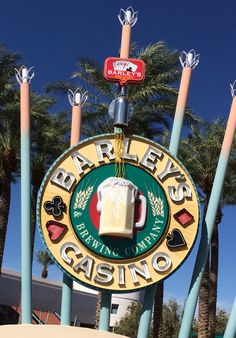 - Barley's Casino & Brewing Co. - They will supply our Kegs of Beer for wedding (Diamond Light)