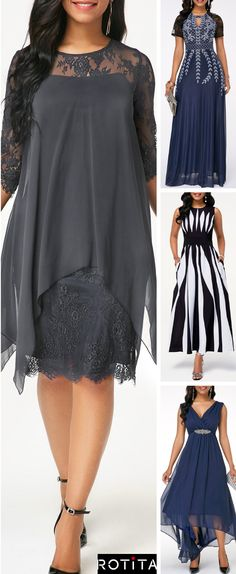In the past, summer was a time for bright colours and breezy dresses,but times have changed. Gown Pattern, Dress Patterns, Grad Dresses, Summer Dresses, Chic Outfits, Fashion Outfits, Corporate Fashion, Moda Plus Size, Bright Colours