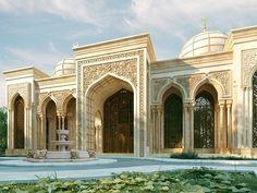 9 Best GRC Ornament images | Islamic architecture, Concrete