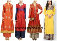 5 Sassy Kurti and Palazzo Combinations To Try Out!