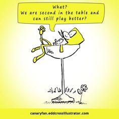 Canary Fan Season 6 Cartoon #11