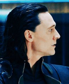 GIF HUNTERRESS — LOKI LAUFEYSON GIF HUNT (165) Please like/reblog...