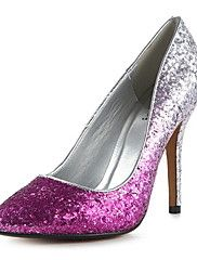 Women's Shoes Pointed Toe Stiletto Heel Glitter... – AUD $ 55.59