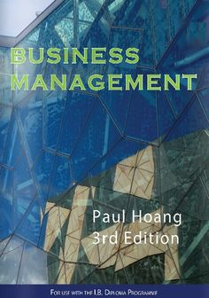 Business management answer book for 3rd edition pdf pinterest brand brand this is the third edition of paul hoangs best selling textbook covering the new ib diploma specifications in business managementfirst fandeluxe Images