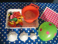 Balloon Rice Shakers!