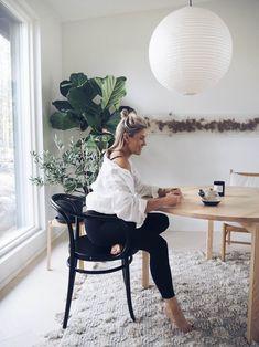 lainahöyhenissä - Blogi | Lily.fi Open Plan, Life Is Beautiful, Pallets, Dining Room, Cozy, Dreams, Interior Design, Live, My Style