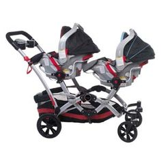 Just like the Options LT Tandem, our new double stroller has 7 ...