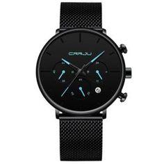 Shop Tineso Men's Black Minimalist Watch – BringWish Mens Sport Watches, Watches For Men, Men's Watches, Dress Watches, Watches Online, Luxury Watches, Popular Watches, Nice Watches, Stylish Watches