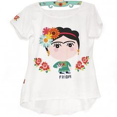 Camiseta Feminina P Frida Carpe Diem http://www.loopday.com.br/frida
