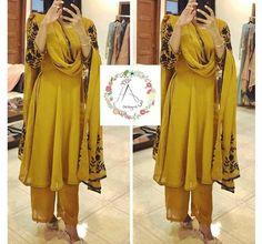 Best Trendy Outfits Part 11 Designer Punjabi Suits Patiala, Indian Designer Suits, Pakistani Dress Design, Punjabi Suits Designer Boutique, Dress Indian Style, Indian Dresses, Indian Outfits, Casual Dresses, Fashion Dresses