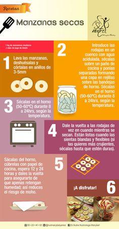 #receta #chips de manzana y verdura Ideal para la #alimentación de los #niños www.sinutre.com.mx