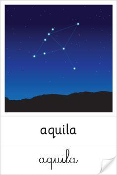 Constellation de l'Aigle