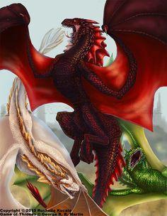 ☆ A Dance With Dragons :: Artist Rushelle Kucala ☆
