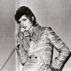 David Bowie by Melody Hermione : Photo
