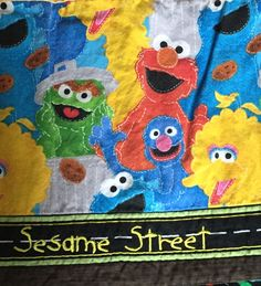 First stop on the trip- Sesame Street!!