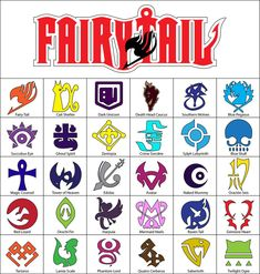 Fairy Tail guild logos by TheRealSneakers on DeviantArt Fairy Tail guild logos by TheRealSneakers.d… on Related posts:fairy tail season 3 fairy tail gray fairy tail movies fairy tail new seasonDragon Natsu Dragneel Fairy Tail Tattoo, Art Fairy Tail, Fairy Tail Amour, Fairy Tail Symbol, Fairy Tail Meme, Fairy Tale Anime, Fairy Tail Quotes, Fairy Tail Ships, Fairy Tales