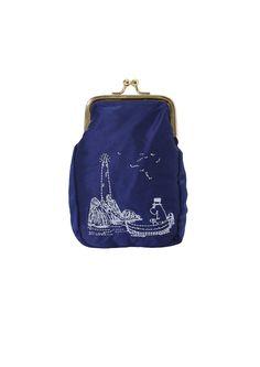 Moomin by Ivana Helsinki Small Purse Tove Jansson, Car Keys, Moomin, Handmade Bags, Or Rose, Lighthouse, Coin Purse, Satchel, Backpacks