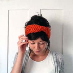 Las Teje y Maneje: KNITTED HEADBANDS