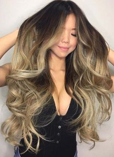 Are you looking for best ombre hair colors ideas for long hair in 2018? Just browse here and see our best ombre haircut trends for long and short hair to use in 2018. Here you may easily get awesome hair color trends for different hair lengths.