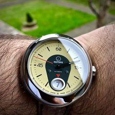 Gryaznov design - we design watches Cheap Watches For Men, Affordable Watches, Vintage Watches For Men, Cool Watches, Tudor Watch Men, Steinhart Watch, Relic Watches, Mens Digital Watches, Diesel Watch