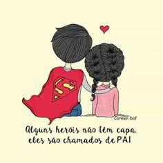 Feliz dia dos pais! #país #amor #diadospais
