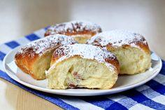 Buchty (Sweet Jam-Filled Buns)