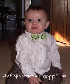 Keeping it Simple: Tutorial Tuesday: Ribbon Bow Tie