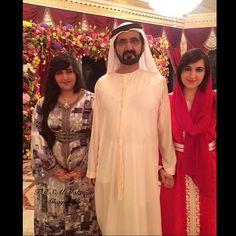 HH Sheikh Mohamed MRM Sheikha Maryam 1st MRM Sheikha Latifa RKM 2014
