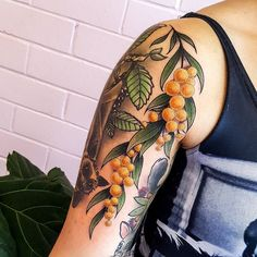 Gap filler wattle for the lovely Kezia yesterday. 💛💚 I always love tattooing these cute little aussie pompoms . Nature Tattoo Sleeve, Nature Tattoos, Traditional Tattoo Nature, Aboriginal Tattoo, Snail Tattoo, Australian Tattoo, Le Tattoo, Botanical Tattoo, Piercing Tattoo