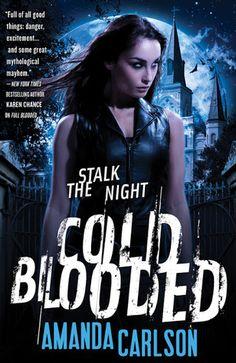 ~UTC's Review of Cold Blooded @UTCbookblog @ANGELAcarrr  @ANNcraven