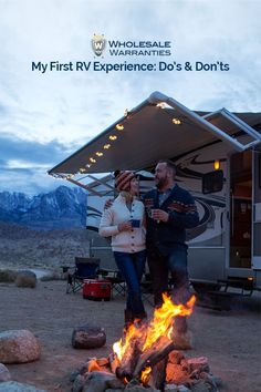 Truth be told, I never thought I would go on vacation via RV. Working in the RV industry during one of its most successful years has been exciting! Wholesale Warranties recently gave me the opportunity to experience something that thousands of people love to do – RV camping in a beautiful National Park. I'll be sharing some of my most memorable moments and what I learned as a newbie RVer. There were some mistakes, but mainly a lot of laughs, great company, and unforgettable moments. Rv Life, Rv Camping, How To Memorize Things, Give It To Me, In This Moment, Camping Holidays, Recreational Vehicles