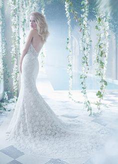Romantic Wedding Dresses by Alvina Valenta