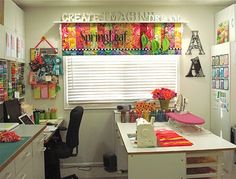 SpringLeaf Studios: My Colorful Studio