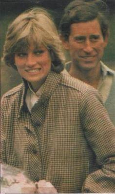 August 19, 1981: Prince Charles Princess Diana honeymooning at Balmoral…