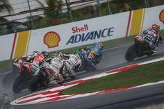 EUGENE LAVERTY MotoGP 2016 Sepang International Circuit