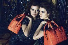 Las mejores campañas de moda del verano 2013. Mert Alas y Marcus Piggot son los encargados de la campaña de Loewe protagonizada por la actriz española Penélope Cruz.