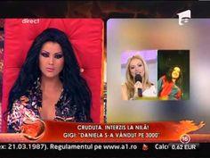 Gigi Becali -Daniela Crudu se vindea pe 2000, pe 3000 | viata mea Make It Yourself, Youtube, Youtubers