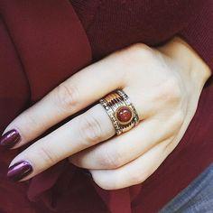 Happy Monday❤️ Photo credits: @jkbeautyexpert  #MelanO #melanojewelry #colouryourmoment