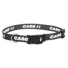 Case IH Adjustable Dog Collar