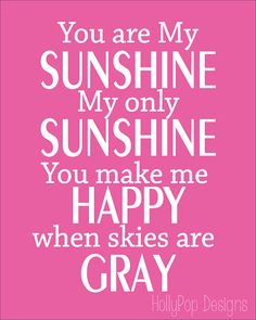 You are My Sunshine My Only Sunshine You Make Me Happy When Skies are Gray    Set of 4 prints featuring two adorable woodland owls and the popular nursery song lyrics, You are My Sunshine Everything is completely customizable (Colors, Quote, patterns). Just leave your color and other requests in the notes to seller box upon checkout! Color matching is available!    Each print will measure 8x10 or 11x14 (choose your size before adding to cart) .    Each piece is printed to order with my…