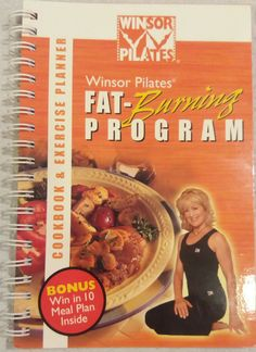 Windsor Pilates Fat Burning Program Cookbook Exercise Planner Win in 10  winsor pilates fat burning program  Windsor Pilates Fat Burning Program Coo...   https://nemb.ly/p/E1nxqGTpW Happily published via Nembol