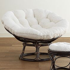 I Always Called U0027em Donut Chairs But.papasan Chair It Is.