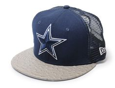 Dallas Cowboys Trucker 9Fifty Snapback by NEW ERA x NFL