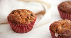 I muffin vegani allo zenzero sono un dolce dal sapore particolare per una pausa caffè o per una merenda adatta anche ai più piccini