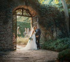 V&B wedding day by snimo