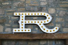 Broadway Theatre Lettering