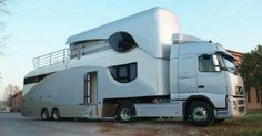 Double Decker! Luxury Converted Horse Trailer