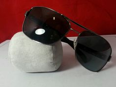 Prada Sunglasses SPS541 Polarized 5AV-5Z1 3P Pre-Owned  #Prada #sunglasses #polarized