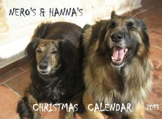 Nero's Christmas Calendar 2013 at 'Nero's Post and Patch'