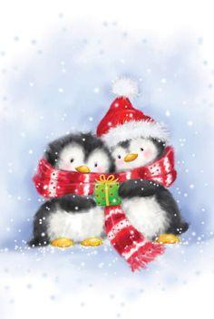Noel Christmas, Christmas Animals, Christmas Paper, Christmas Pictures, Vintage Christmas, Christmas Crafts, Christmas Decorations, Christmas Ornaments, Christmas Drawing